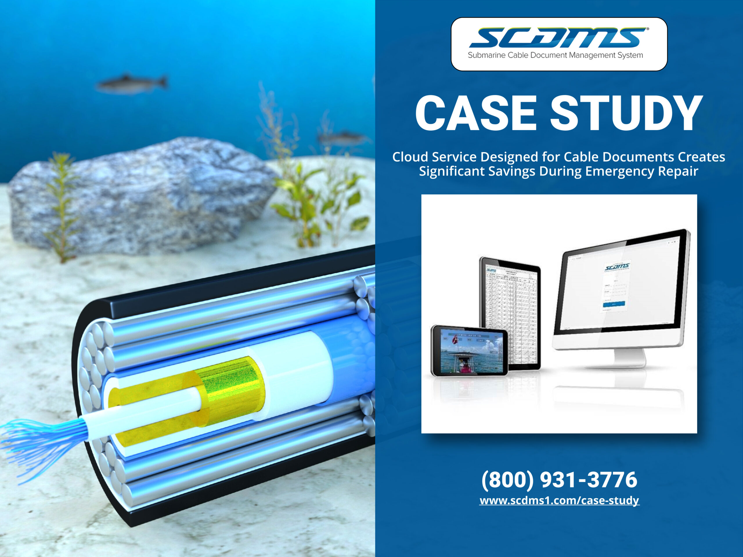 Case Study: SCDMS Cloud Service Empowers Emergency Repair