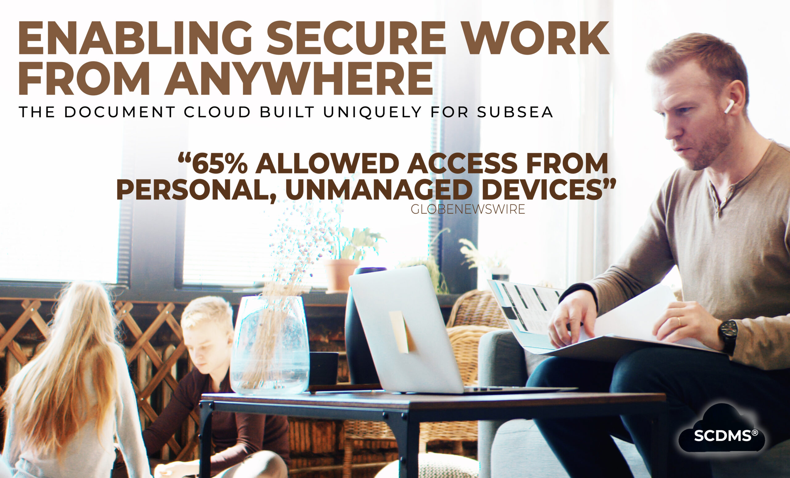 enabling secure work from anywhere